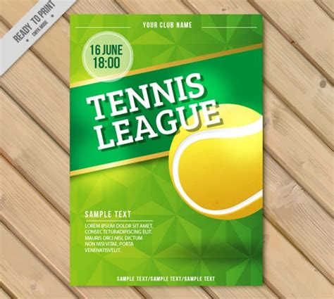 tennis flyer template free 17 tennis flyer template free psd ai vector eps format free premium templates