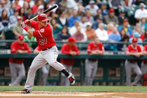 mike trout baseball swing jayson stark blog espn