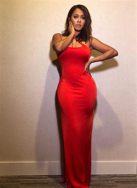 Lala Dress la la anthony teases carmelo in dress on instagram