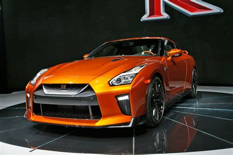 gtr nissan 2017 2017 nissan gt r the refreshed r35 5 debuts in new york