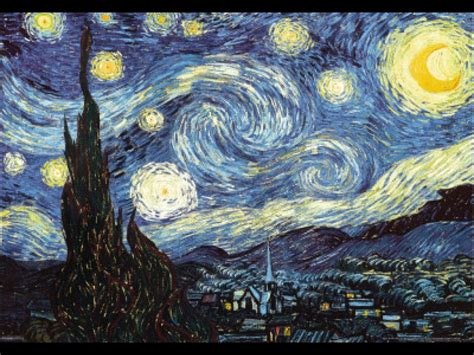 Starry D starry gogh quotes quotesgram