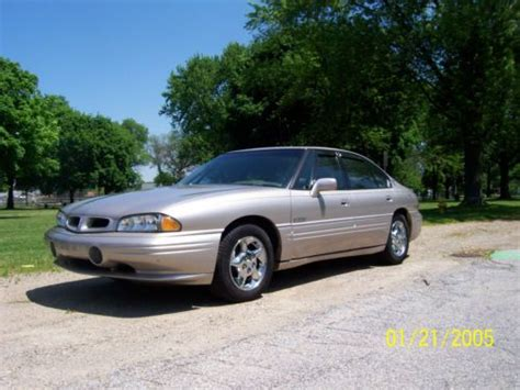 how does cars work 1997 pontiac bonneville regenerative braking find used 1997 pontiac bonneville sse 40th year edition in mishawaka indiana united states