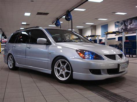 2004 mitsubishi wagon nismoversa 2004 mitsubishi lancerralliart sport wagon 4d
