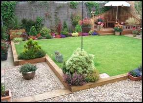 Ideas For Using Railway Sleepers In The Garden 116 Best Images About Garden Design Ideas Small Rear Garden On Gardens Raised