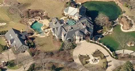 papa john house the house that papa john s built homes of the rich
