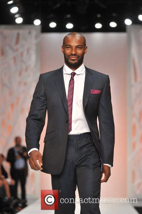 Tyson Beckford At 2008 Fashion Week by Tyson Beckford Fashion Week Summer 2009