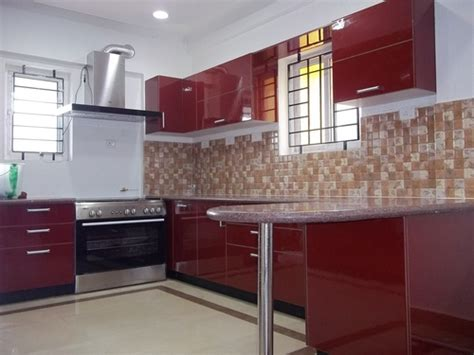 U shaped modular kitchen designs   U shaped modular