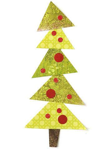 triangle christmas tree pattern paper piecing patterns paper piecing patterns paper piecing paper