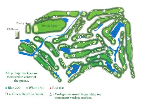 golf course layout design amelia river golf club