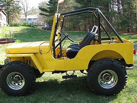 Willy Pink Sale Only 40k 1947 willys cj2a for sale middleboro massachusetts