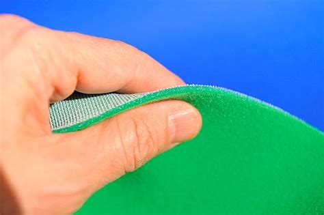 why foam backed is better than any other green screen fabric paint or paper eefx foam backed
