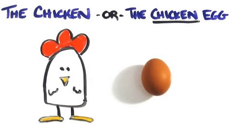 Or The Which Came The Chicken Or The Egg Wordlesstech
