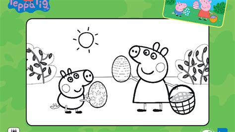 easter coloring pages nick jr 93 coloring book peppa pig paw patrol dora the explorer