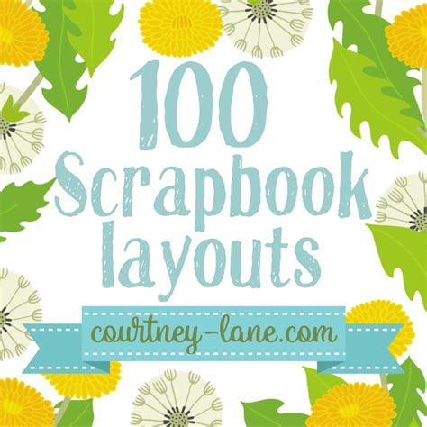 Frugal Scrapbooking 2 6 by Best 25 Scrapbooking Layouts Friends Ideas On