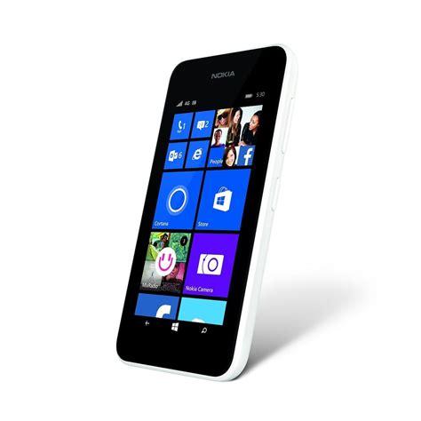 nokia lumia 530 8gb white windows phone smartphone t