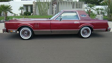 1982 lincoln continental vi lincoln continental vi 1982 coupe concept by