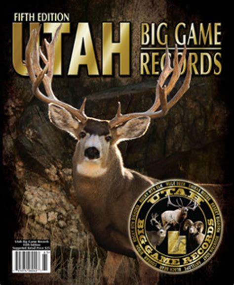 Records Utah Monstermuleys Store Mule Deer Elk