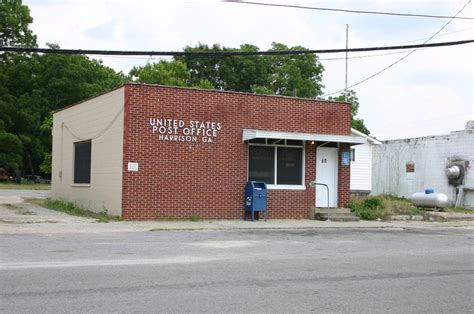 Post Office On Harrison by Harrison Ga Post Office Photo Picture Image
