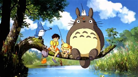 ghibli new film 2015 my neighbor totoro wallpapers wallpaper cave