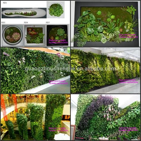 Vertical Garden Buy China Selling Vertical Garden System Artificial Plant Wall