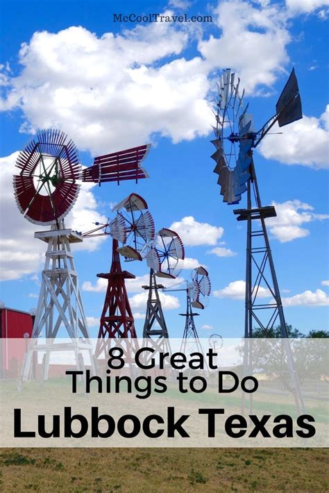 8 Things Do To by 8 Great Things To Do In Lubbock Mccool Travel
