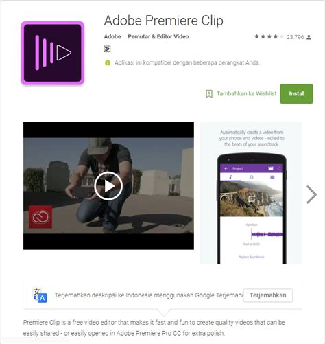 membuat video editing android terbaik 7 aplikasi edit video di android android wonk