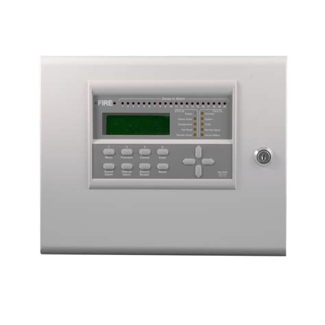 Panel Alarm System zerio plus wireless alarm 100 zone system panel