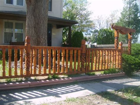 awesome wood material creating unique fence ideas designed with stripes style covering list of decorative fencing ideas homesfeed