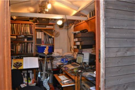 the studio shed how to make your shed into a recording