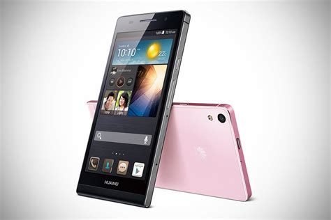 huawei android phones huawei ascend p6 android phone mikeshouts