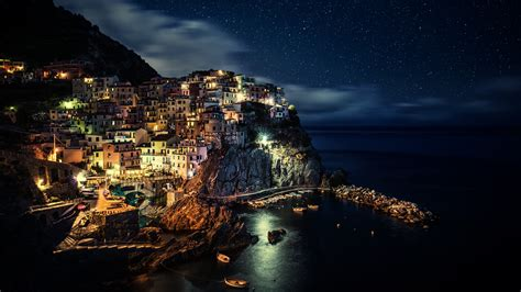 Italia Wallpaper Manarola Italy 4k Ultra Hd Wallpaper And Background