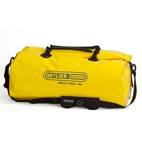 Rack Pack by Ortlieb Rack Pack Xl Yellow Modern Bike