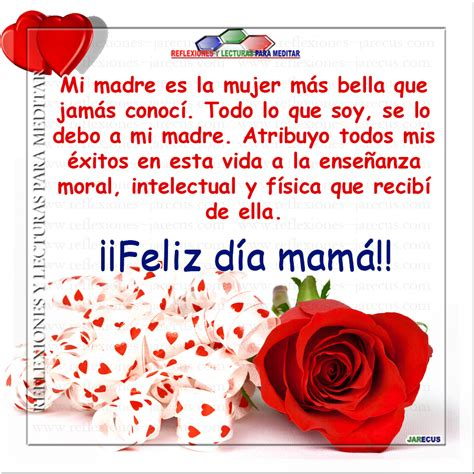 imagenes feliz dia mamá este para mi madre angie projects to try pinterest