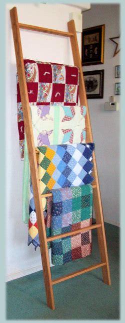 quilt ladder pattern