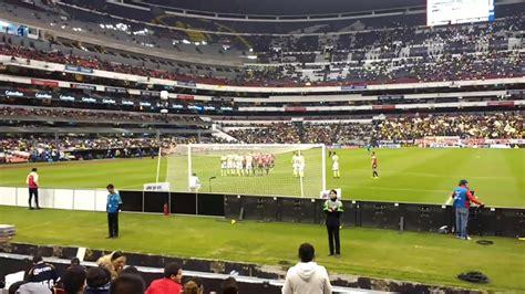 cabecera estadio azteca estadio azteca am 233 rica va veracruz clausura 2017 zona
