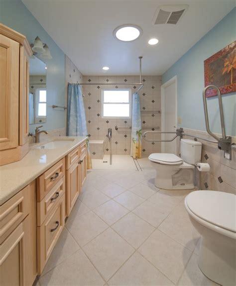 construction of bathroom a special company to do special needs construction