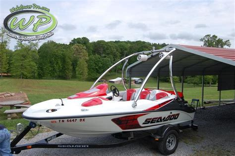 sea doo boats for sale in ct wakeboard tower boat tower waketower speakers pontoon