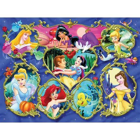 Disney Floor Puzzle Posters - jigsaw puzzle 300 pieces disney princesses gallery