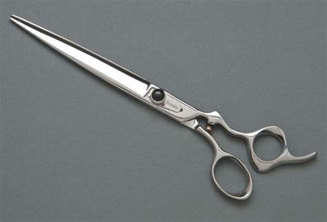 curved hair shears shisato royale curved pro hair shears precision shears