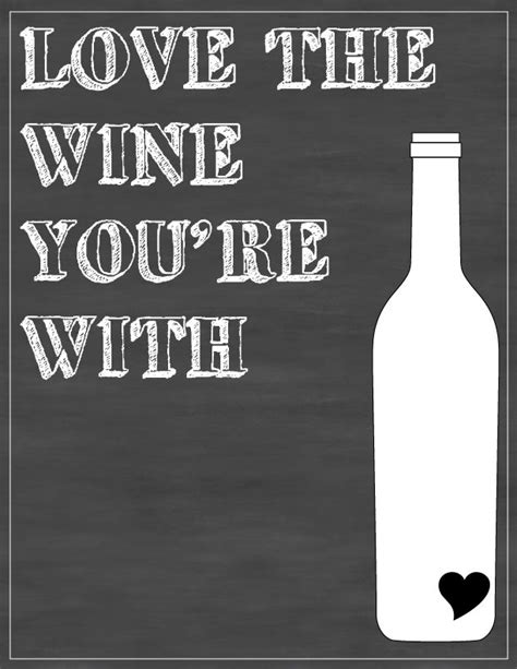 printable wine quotes wine chalkboard art free printable a fit and spicy life