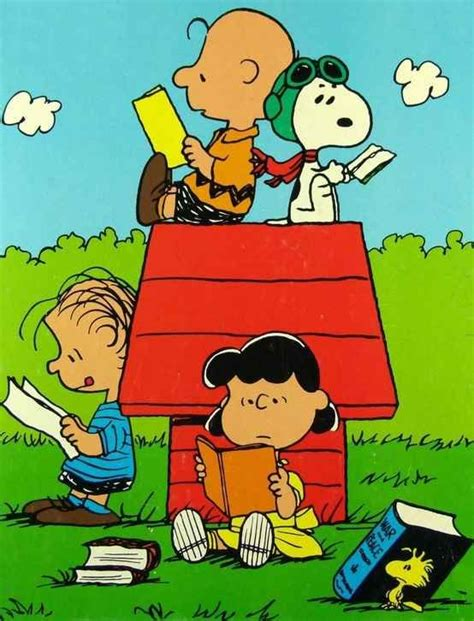 and goes toã books free the peanuts reading computer desktop hd