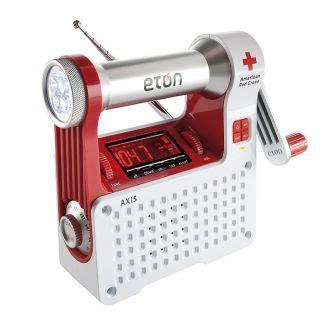 red cross emergency lights eton american red cross fr600 digital am fm noaa weather