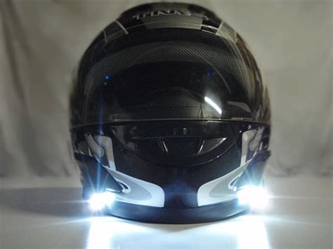 Motorcycle Helmet Light motorcycle helmet light fits icon helmet sport bikes