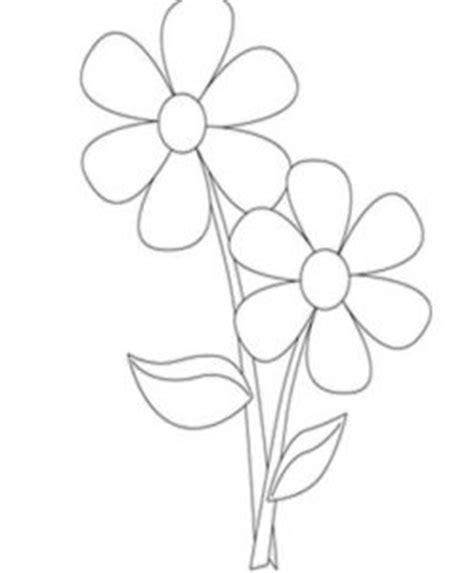flores para dibujar faciles pintar im genes dibujos de flores para colorear a lapiz pintar y bordar