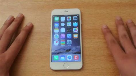 how to take a screen on iphone 6