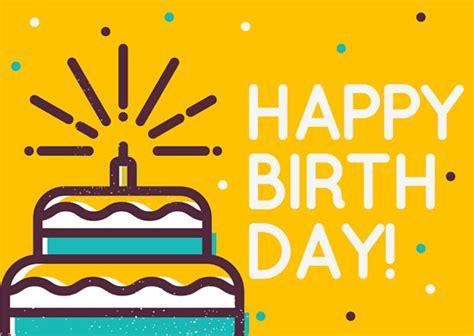canva happy birthday cute cake happy birthday card templates by canva