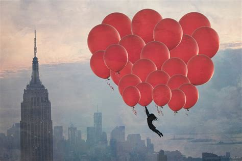 Baloon On Newyork 24 wonderful pictures of balloons