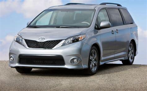 toyota minivan 2013 toyota minivan