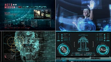 design game gui game ui data visualisation sci fi pinterest game ui