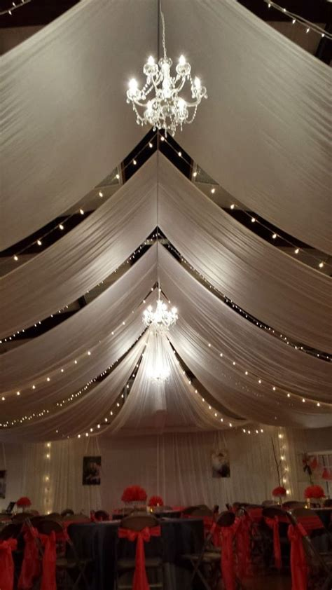 how to make drapes for wedding weding phenomenal how to make wedding drapes image